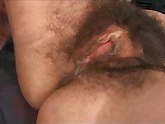 Hairy Pussy. Fuck Creampie