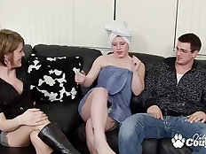 Younger sister fuckers her older sisters man